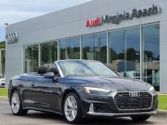 2020 Audi A5 2.0T Premium Plus Convertible