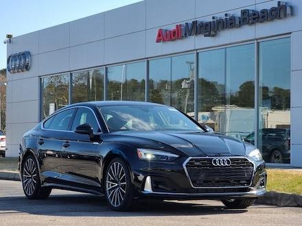 2021 Audi A5 40 Premium Plus Hatchback