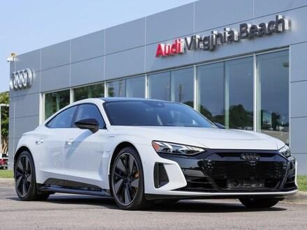 2022 Audi RS e-tron GT Sedan