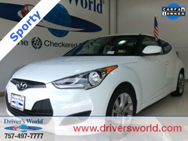Used Hyundai Veloster For Sale In Virginia BeachVA Near - Car show chesapeake va