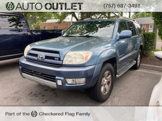 2003 Toyota 4Runner Limited V8 SUV
