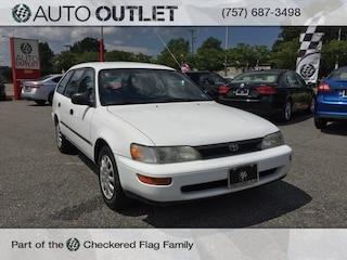 1993 Toyota Corolla Deluxe Wagon