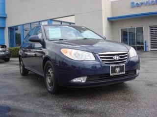 2010 Hyundai Elantra Blue Sedan