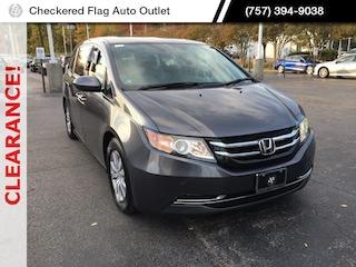 2016 Honda Odyssey EX-L Minivan/Van