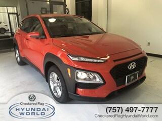 New 2019 Hyundai Kona SE SUV in Virginia Beach, VA