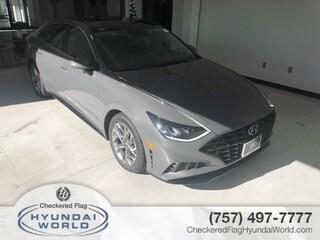 New 2020 Hyundai Sonata SEL Sedan in Virginia Beach, VA