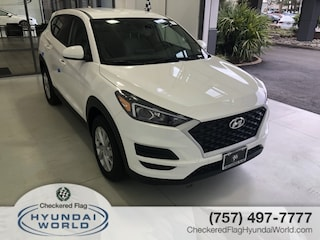 New 2020 Hyundai Tucson SE SUV in Virginia Beach, VA