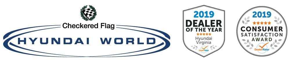 Checkered Flag Hyundai World