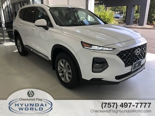 New 2020 Hyundai Santa Fe SE SUV in Virginia Beach, VA