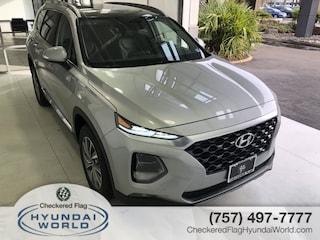New 2020 Hyundai Santa Fe SEL 2.4 SUV in Virginia Beach, VA