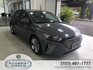 New 2019 Hyundai Ioniq Hybrid Limited Hatchback in Virginia Beach, VA