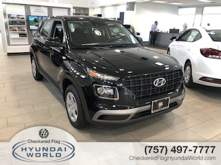 New 2020 Hyundai Venue SE SUV in Virginia Beach, VA