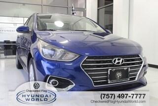 New 2019 Hyundai Accent SEL Sedan in Virginia Beach, VA