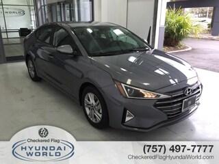 New 2019 Hyundai Elantra SEL Sedan in Virginia Beach, VA