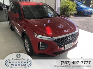 New 2020 Hyundai Santa Fe SE SUV in Virginia Beach, VA