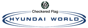 Checkered Flag Hyundai World