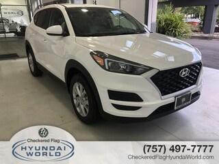 New 2019 Hyundai Tucson SE SUV in Virginia Beach, VA