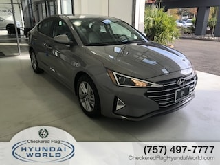 New 2020 Hyundai Elantra SEL Sedan in Virginia Beach, VA