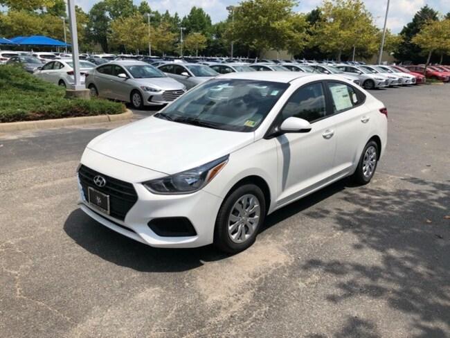 New 2018 Hyundai Accent SE Sedan For Sale/Lease  in Virginia Beach, VA