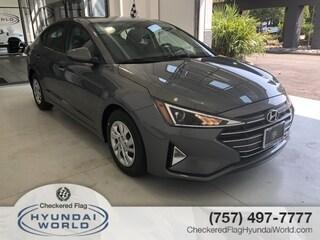 New 2020 Hyundai Elantra SE Sedan in Virginia Beach, VA