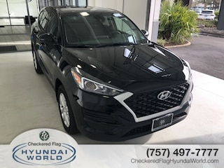 New 2020 Hyundai Tucson SE SUV in Virginia Beach, VA