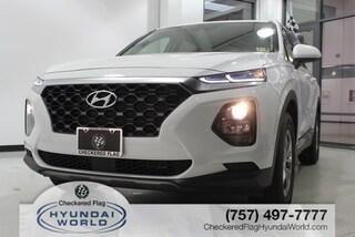 New 2019 Hyundai Santa Fe SE SUV in Virginia Beach, VA