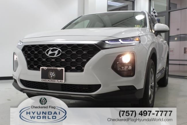 New 2019 Hyundai Santa Fe SE SUV For Sale/Lease  in Virginia Beach, VA