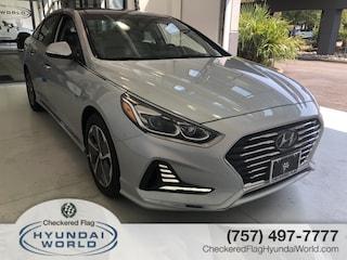 New 2019 Hyundai Sonata Hybrid Limited Sedan in Virginia Beach, VA