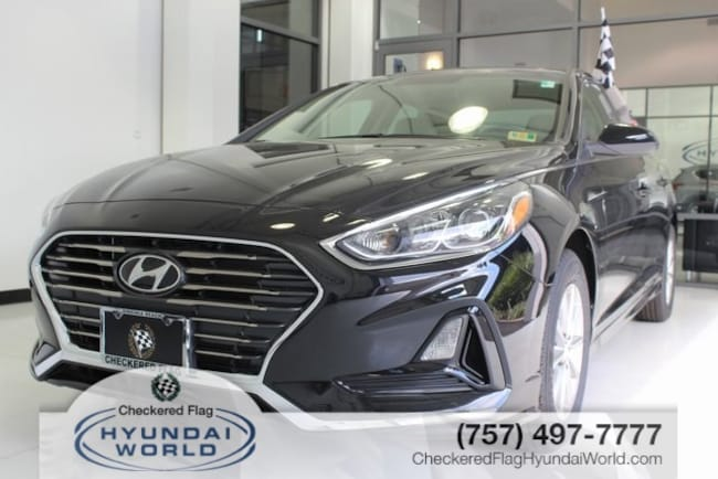New 2019 Hyundai Sonata SE Sedan For Sale/Lease  in Virginia Beach, VA
