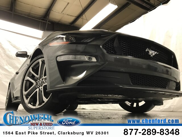 2018 Ford Mustang GT Coupe Premium Coupe