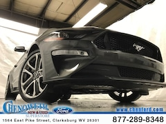 2018 Ford Mustang GT Coupe Premium Coupe 1FA6P8CF4J5113531