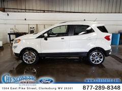 New Ford 2019 Ford EcoSport Titanium SUV MAJ6S3KL8KC263129 in Clarksburg, WV