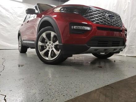 2020 Ford Explorer Platinum 4WD EcoBoost SUV
