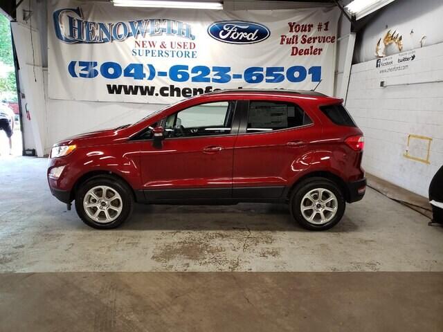2019 Ford EcoSport Titanium 4WD SUV