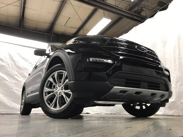 2020 Ford Explorer XLT 4WD EcoBoost SUV
