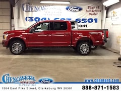 New Ford 2019 Ford F-150 Truck SuperCrew Cab 1FTEW1E5XKFA32792 in Clarksburg, WV