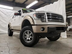 2014 Ford F-150 KIng Ranch 4X4 EcoBoost W/ King Ranch Luxury Pkg Truck SuperCrew Cab