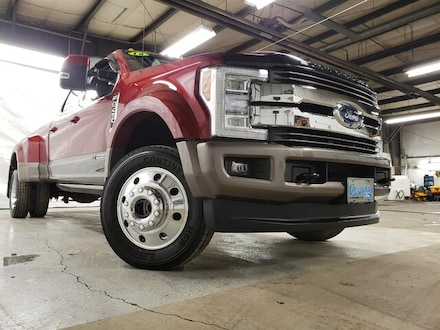 2018 Ford F-450 King Ranch FX4 4X4 DRW Powerstroke Truck Crew Cab