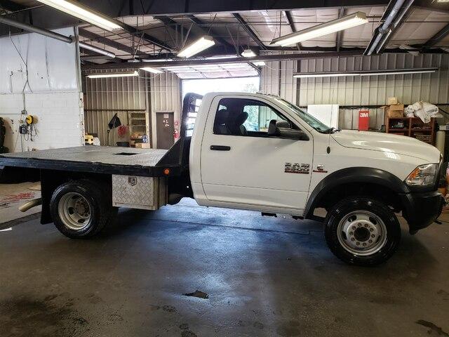 2016 Ram 5500 Chassis Tradesman/SLT Truck Regular Cab