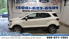 New Ford 2018 Ford EcoSport SES SUV MAJ6P1CL4JC229501 in Clarksburg, WV