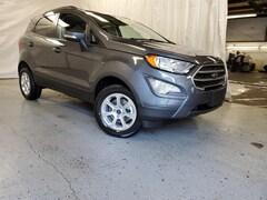 New Ford 2020 Ford EcoSport SE SUV in Clarksburg, WV