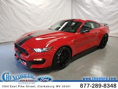 New Ford 2019 Ford Shelby GT350 Coupe 1FA6P8JZ7K5552253 in Clarksburg, WV
