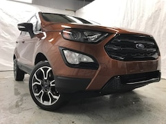New Ford 2020 Ford EcoSport SES 4WD SUV in Clarksburg, WV