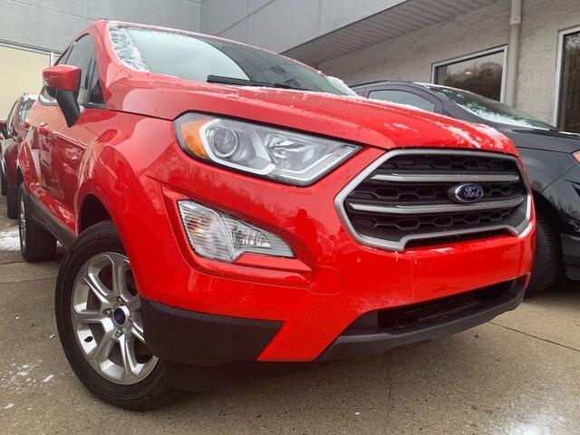 2019 Ford EcoSport SE 4WD W/ SE Convenience Pkg SUV