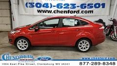 New Ford 2019 Ford Fiesta SE Sedan 3FADP4BJ4KM117886 in Clarksburg, WV