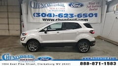 New Ford 2018 Ford EcoSport SES SUV MAJ6P1CL8JC229503 in Clarksburg, WV