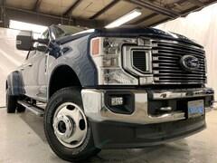 New Ford 2020 Ford F-350 XLT 4X4 DRW Powerstroke W/ XLT Premium Pkg Truck Crew Cab in Clarksburg, WV