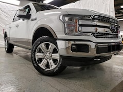 New Ford 2020 Ford F-150 Lariat 4X4 EcoBoost  Truck SuperCrew Cab in Clarksburg, WV