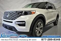 New Ford 2020 Ford Explorer Platinum SUV 1FM5K8HC3LGA12910 in Clarksburg, WV