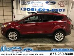 New Ford 2019 Ford Escape SEL SUV in Clarksburg, WV